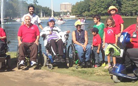 Immigrants Fighting for the Rights of People with Disabilities
