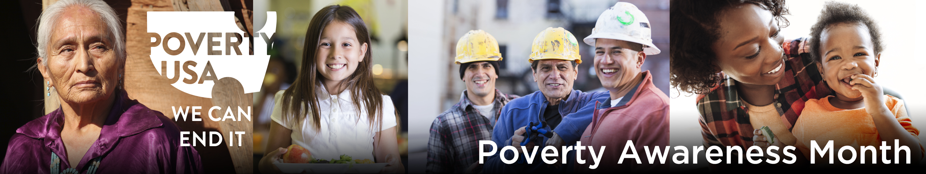 Poverty Awareness Month 2019